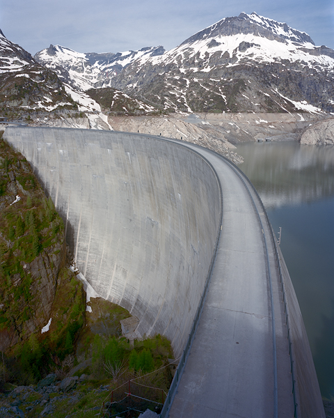 Barrage d'Emosson